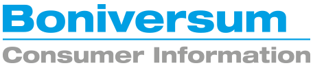 Boniversum Logo, Bankenscore Partner
