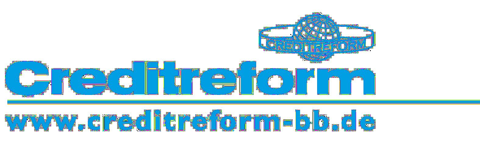 Creditreform Logo, Bankenscore-Partner